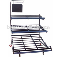 Best selling veg racks veg storage rack 3 tier veg rack