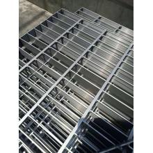 Rejilla de barra de aluminio para la industria de procesos químicos