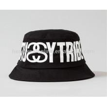 Alta qualidade algodão bucket chapéu / sol chapéu