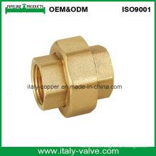 Hecho en la unión forjada de cobre amarillo de China (AV-BF-7036)