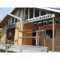 Light Gauge Metal Stud Framing House