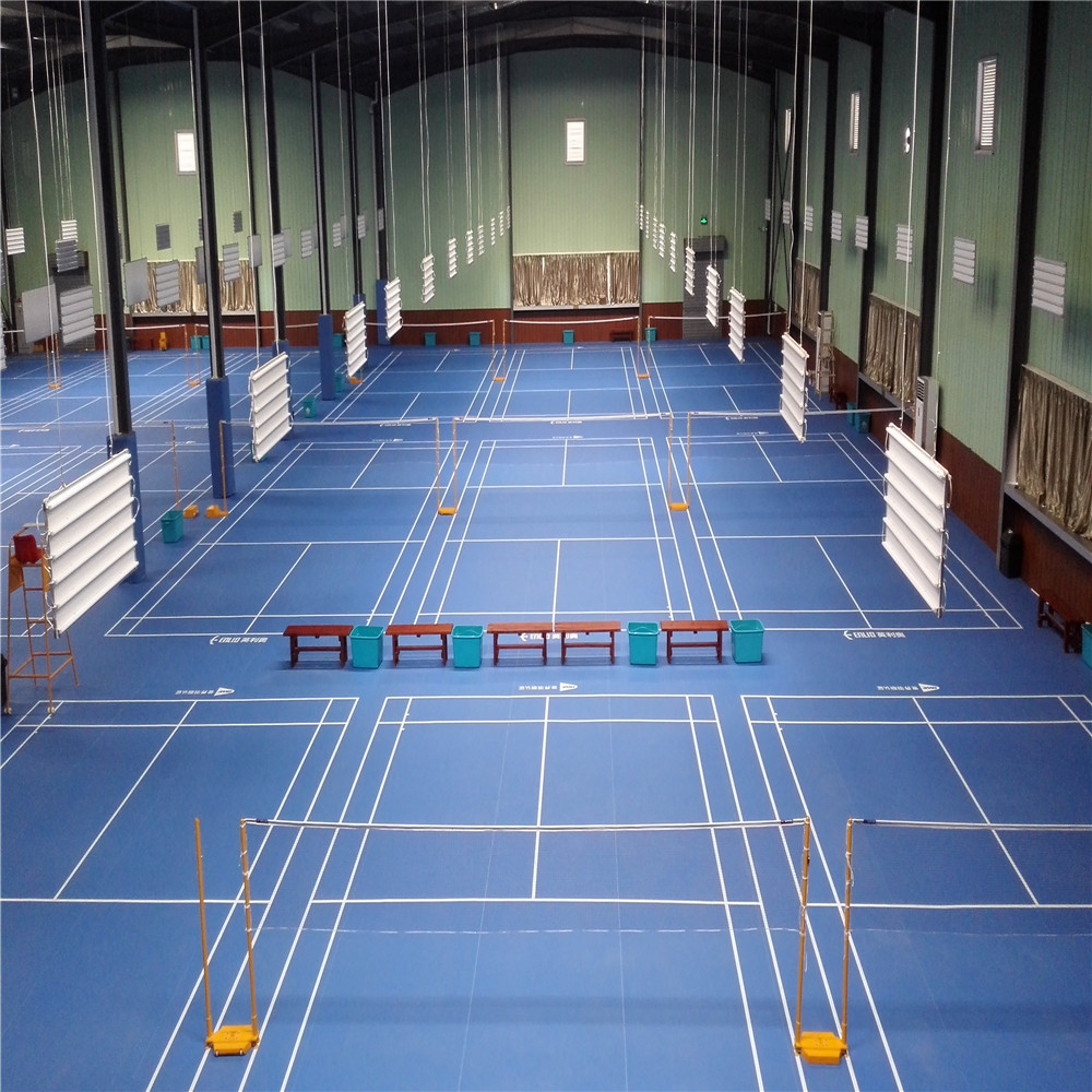 Badminton Court Floor19