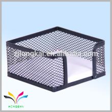 Металлический стол организатор памятка куб металлическая сетка держатель карты /Примечание держатель