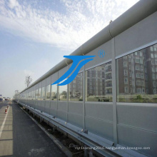 Soundproofing Noise Control Galvanized Clear Sound Barriers
