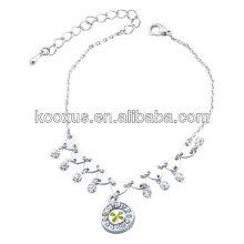 2014 счастливый четырехлистник клевер браслеты / браслет подарки