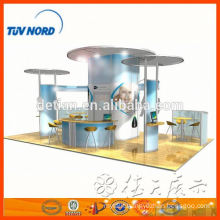 Modular exhibition systems exhibition booth stand design quipment