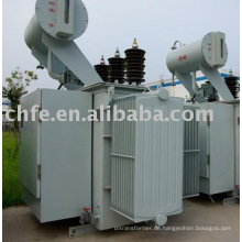 Ölbad-Transformatoren, Schaltleistung liefern Transformator