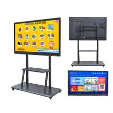 tela de toque do projetor on-line inteligente portátil