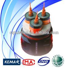 Высококачественный 26кВ или 35кВ медный XLPE изолированный кабель питания STA
