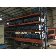 Heavy Warehouse Shelving 4 ton per laag