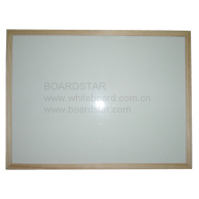 Wood Framed Dry Wipe Magnetic Whiteboard (BSTCO-W)