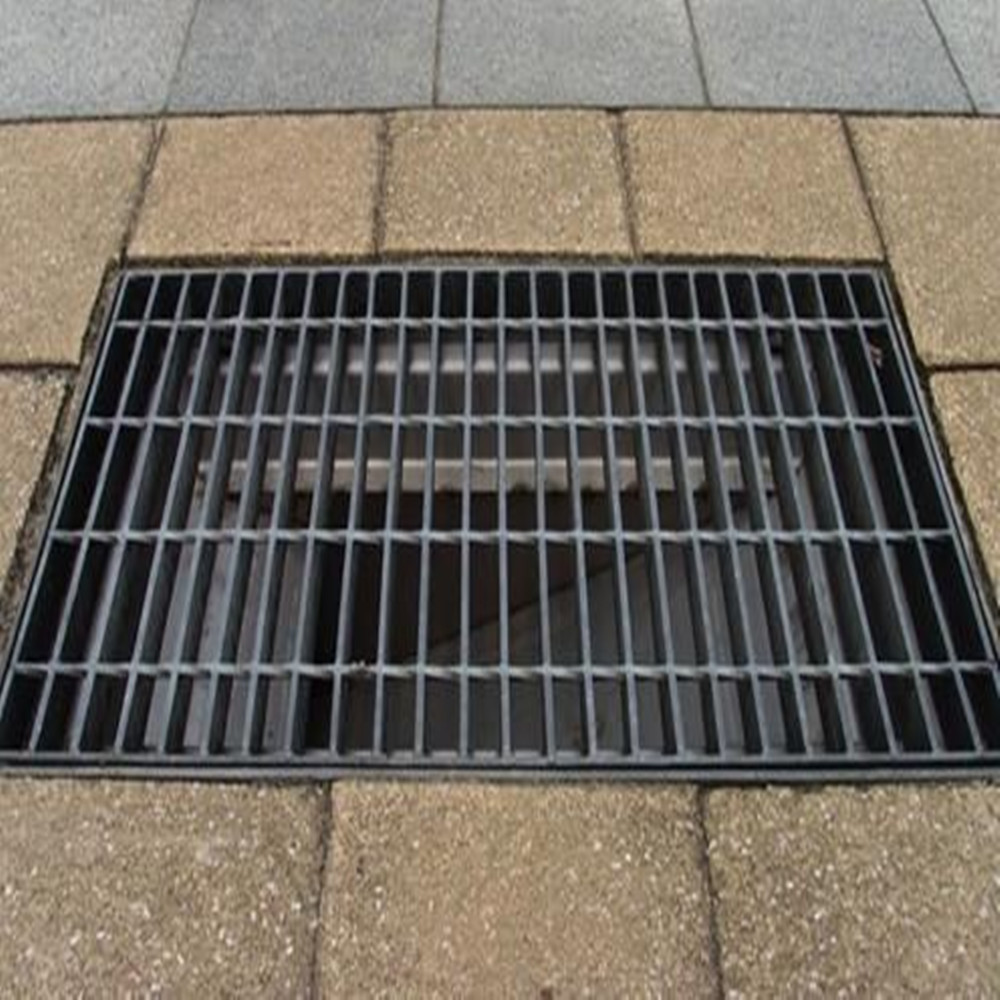 Ditch Cover Steel Grating