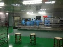 Automatic UV production line