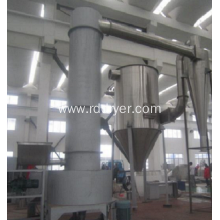 XSG filter cake de-watering rotary Flash Dryer