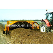 Trator PTO máquina Turner Compost for sale