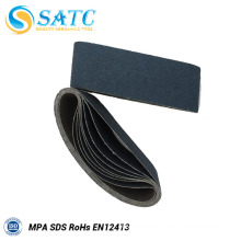 40-120 Grit Zirconium oxide sanding belt for polishing
