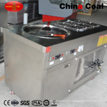 Manual Fried/Roll Fried Ice Cream Machine