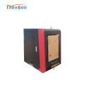 Meilleur prix scellé fibre laser machine de gravure en métal