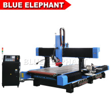 Competitive Price 1540 4 Axis Engraving Machine for Wooden Sofa Bed Frame