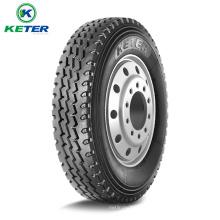 Pneus de haute qualité 750/16, pneus de marque Keter Brand avec haute performance, prix compétitifs