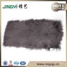 Placas de piel de oveja tibetanas al por mayor