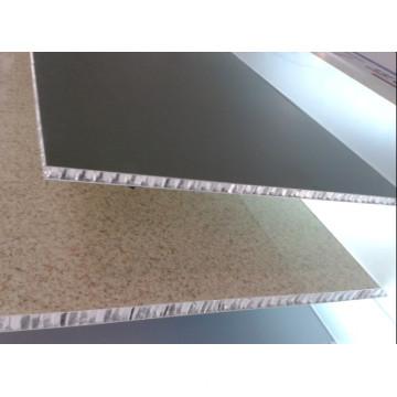 Aluminium Honeycomb Composite with Ceramic Commerical Decoration Panel
