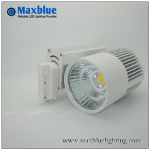 Venda quente COB LED Track Light Spotlight