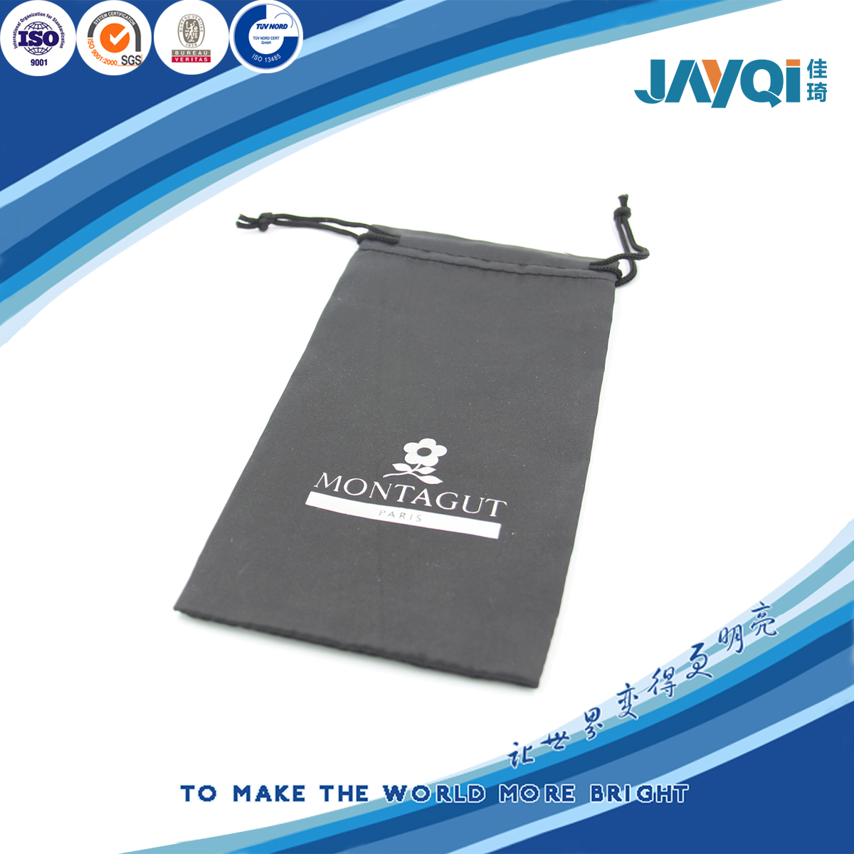 Customized Drawstring Case For Camera