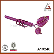 A19240 mulberries shape metal curtain rod finial,decorative curtain rod,curtain rod accessories