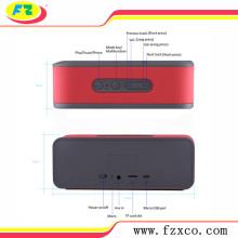 Amplificador de alto-falante de retângulo com tela de FM, retângulo Bluetooth Speaker