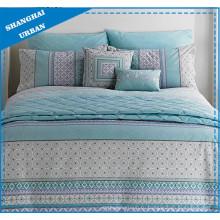 Лоскутные тотемы Напечатанный комплект одеяла из полиэстера