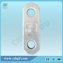 Good Quality for Towing Plate PD Type Clevis For Link Fitting supply to France Metropolitan Wholesale