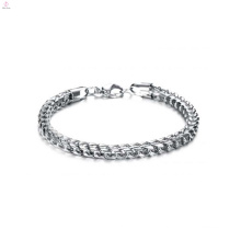 Christmas gift fall detection bracelet waterproof titanium steel bracelet handmade bracelet