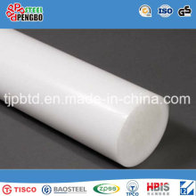Extruded Round Transparent PVC Rod Solid Plastic Bar
