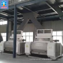 Oferta de fábrica 10-5000 T / D máquina de óleo de soja / máquina de óleo de soja