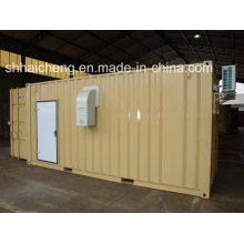 Casa modificada del envase del envío para la cocina (shs-mc-accommodation002)