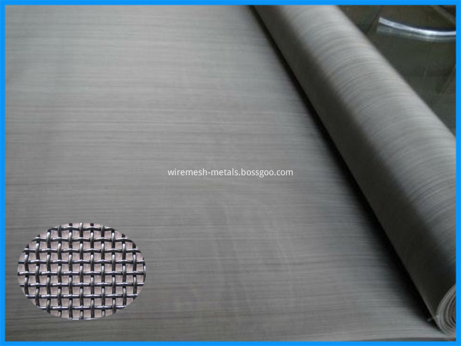 stainless steel wire mesh 111
