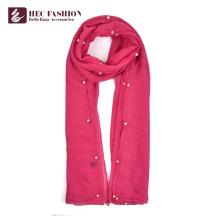 HEC Marke Design Lady Polyester Material Schal für die ganze Saison