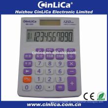 Calculadora científica de 10 dígitos de tamanho grande