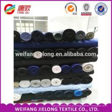 tc tecido de popeline, preço barato tecido T / C 65/35 45 * 45 110 * 76 58/60 '' TECIDO TINGIDO