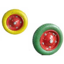 Барроу шин 3.50-8 резиновые колеса
