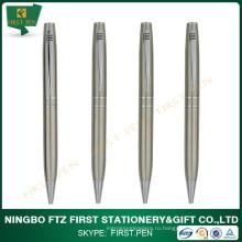 Высококачественная серебряная китайская письменная ручка