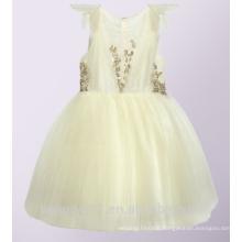 High Quality flower girl dress tulle flower girl dress Summer Fancy Dress Children Girl Dress ED737