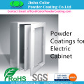 Powder Coatings for Electric Cabinet Chassis