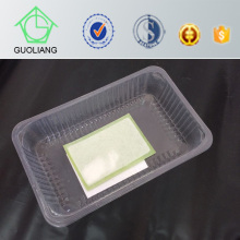FDA Approved Food Grade Wholesale Pet Clear Plastic Clamshell Packaging Containers Box