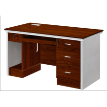Functional Chinese computer desk with locker