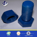 Fournitures de quincaillerie en Chine taille standard TEFLON boulon et écrou