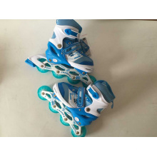 New Style Blue Inline Skate