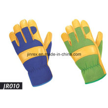 Promotional Leather Mechanics Working Tool Safe Hand Glove