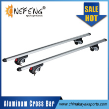 2016 aluminum car roof rack 4x4 cross bars luggage rack